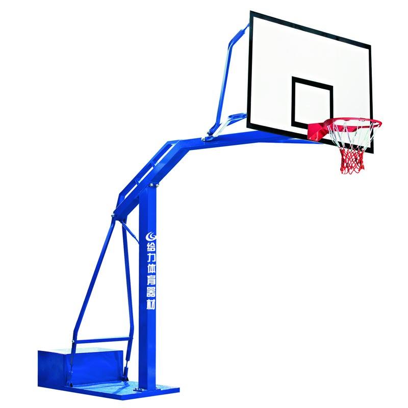 篮球馆专业升降移动篮球架价钱