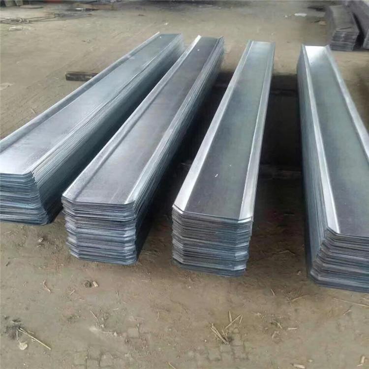 manbetx登陆直销镀锌钢板止水带金属止水加工定制规格齐全批发河北明漫