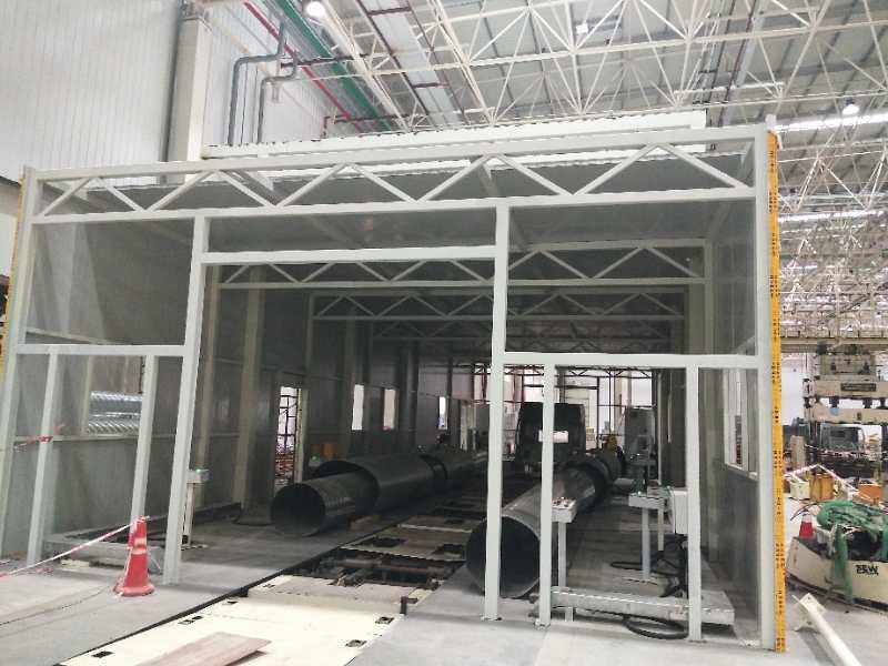 广西钢结构工程拆装