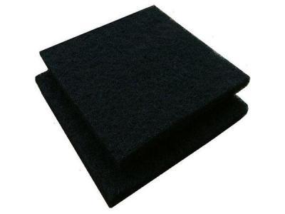 活性炭纤维毡活性炭过滤棉活性炭纤维过滤材料喷漆房过滤棉