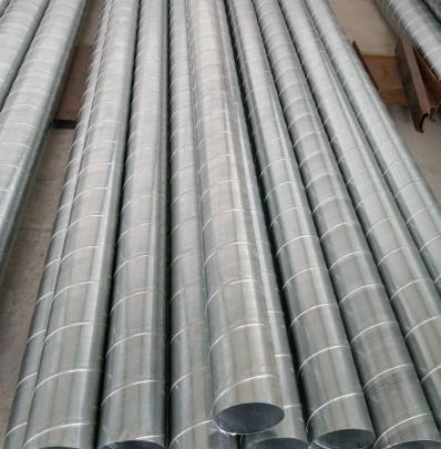 供兰州镀锌螺旋管和甘肃不锈钢管供应商