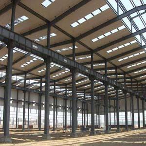 供甘肃兰州钢结构厂房和酒泉拱形厂房