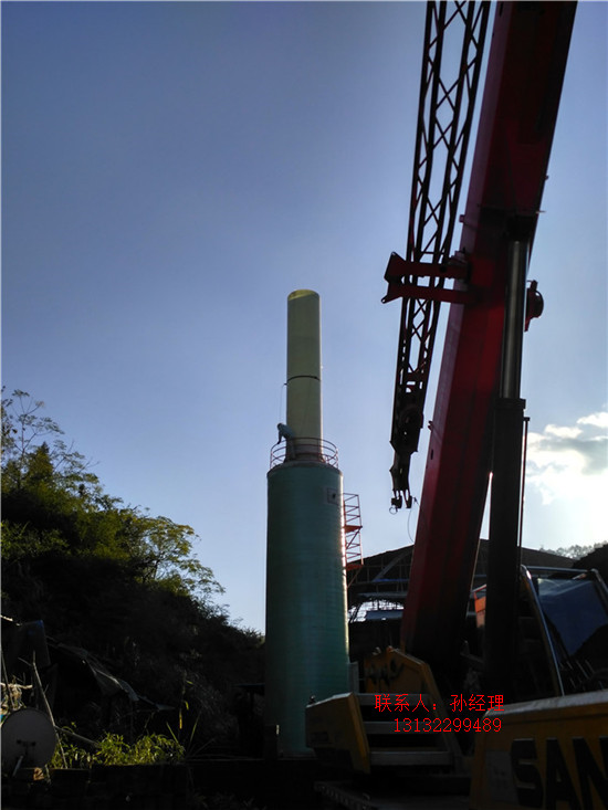 营口砖厂脱硫塔铜川锅炉脱硫除尘