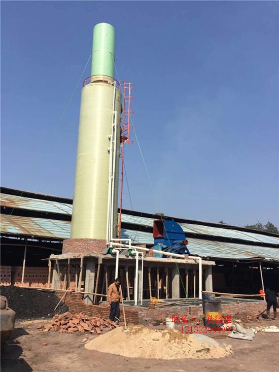 果洛州砖厂脱硫塔林芝地锅炉脱硫除尘