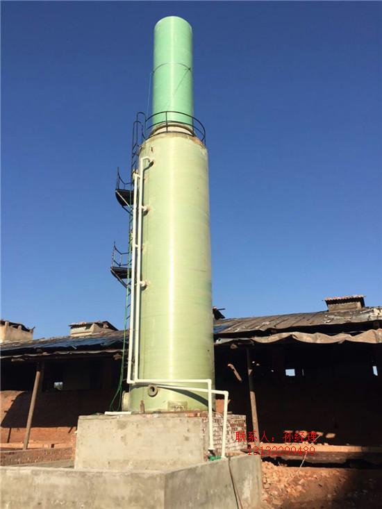 柳州砖厂脱硫塔晋中锅炉脱硫除尘