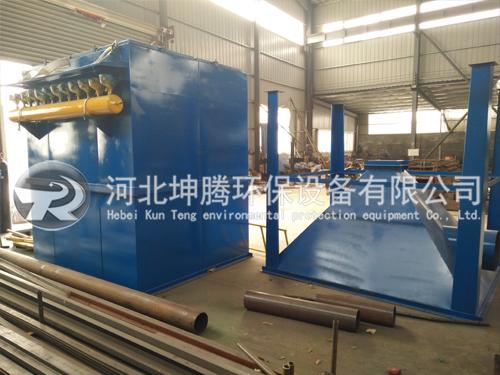 管式螺旋输送机单机除尘器厂家工厂除尘器河北坤腾环保设备