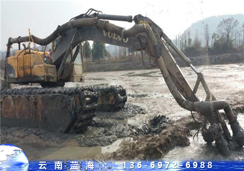 平湖市水库清淤公司优质企业