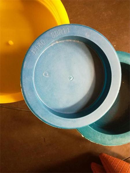 辨�e���|塑料管帽的方法