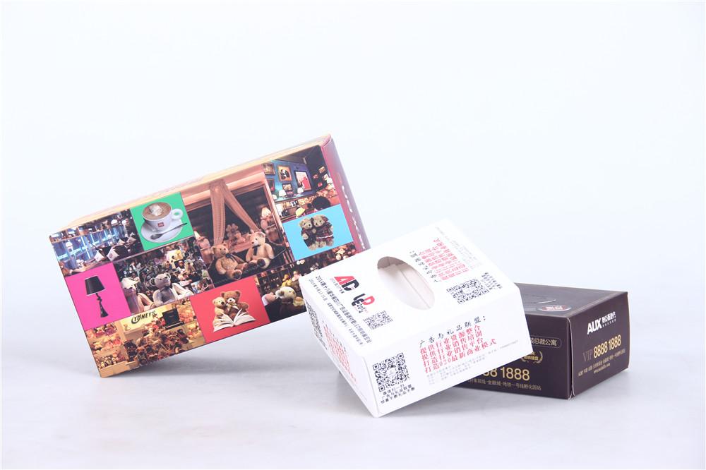 成都抽纸定制 餐巾纸 广告纸品促销品印logo