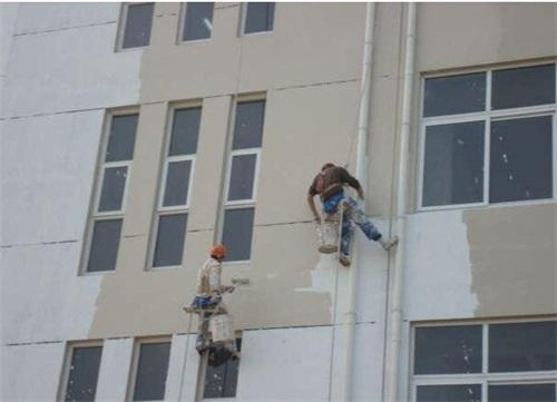 茂名烟囱爬梯工程施工队防腐翻新维修口碑商家