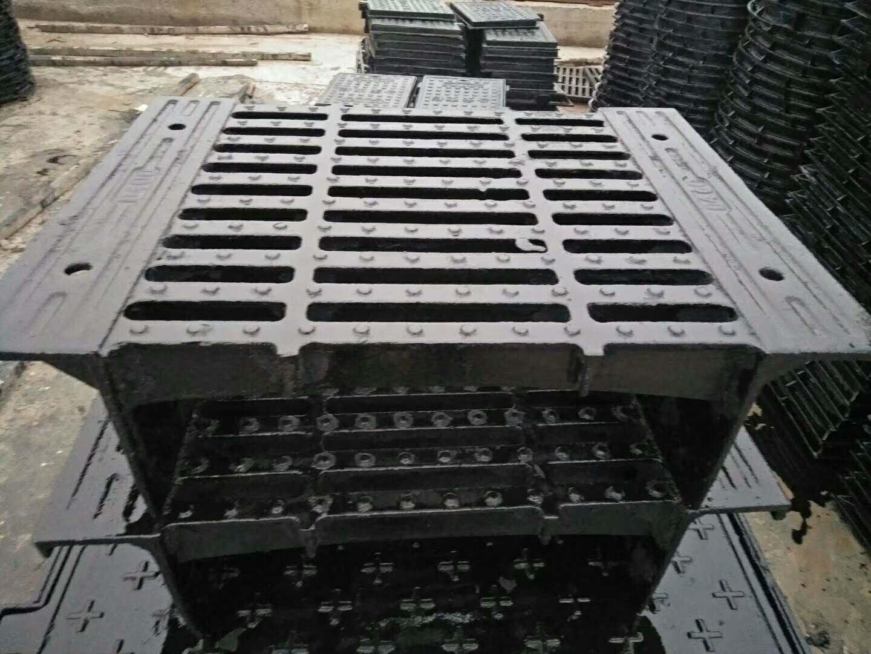 贵阳市450*750承重型球墨铸铁篦子实力厂家