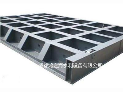 翻板钢闸门-白银翻板钢闸门
