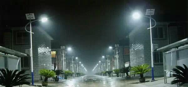 鲅鱼圈太阳能路灯专业厂家良心厂家
