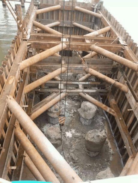 陕西钢板桩施工公司、西安拉森钢板桩施工队、陕西打桩机租赁队伍