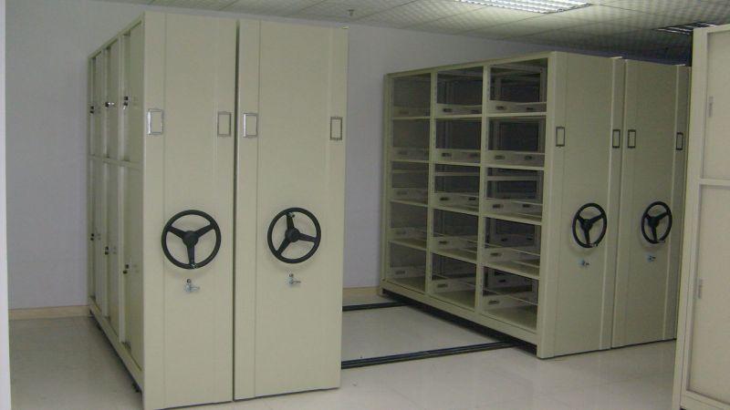 广州档案密集柜内部结构