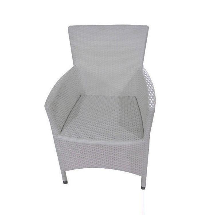 惠州咖啡厅餐厅休闲室外餐椅,精致户外藤椅定做工厂家直销