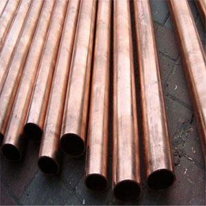 超细直径紫铜管电加热紫铜管