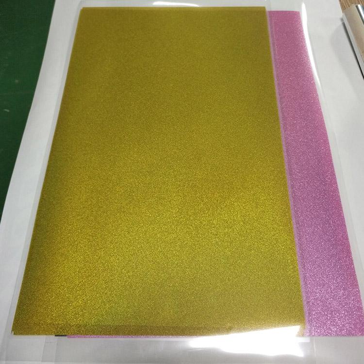 闪粉IMD模内转印胶片加工 图案订制IMD手机壳成品定制