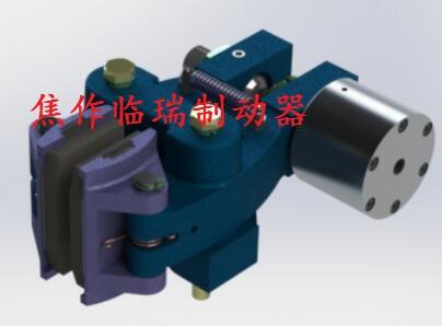 HDOC-7气动鼓型离合器