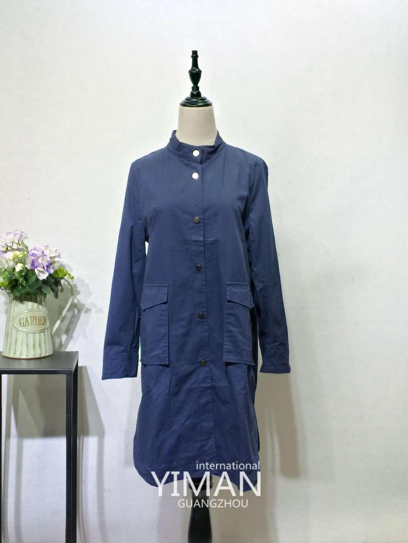 广州伊曼服饰折扣女装批发,迪丝雅品牌女装库存尾货