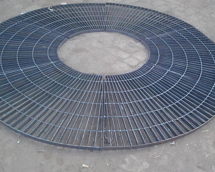 圆形钢格栅板圆形钢格栅板报价圆形钢格栅板规格及型号