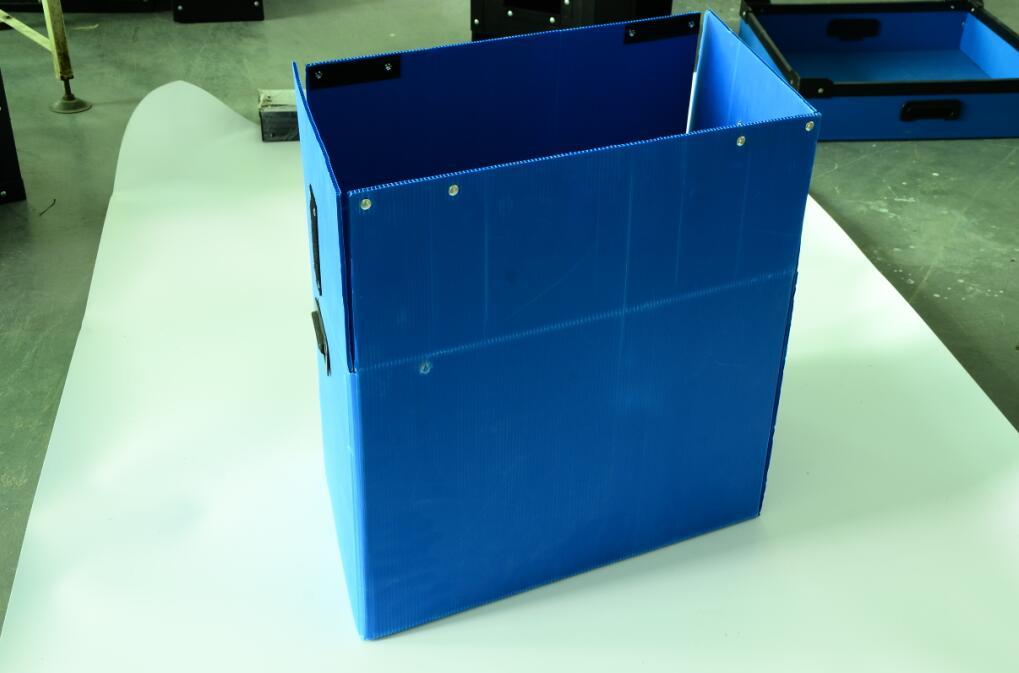 成都出售塑料物流箱 中空板成都实价纸箱型折叠箱厂家精选货源