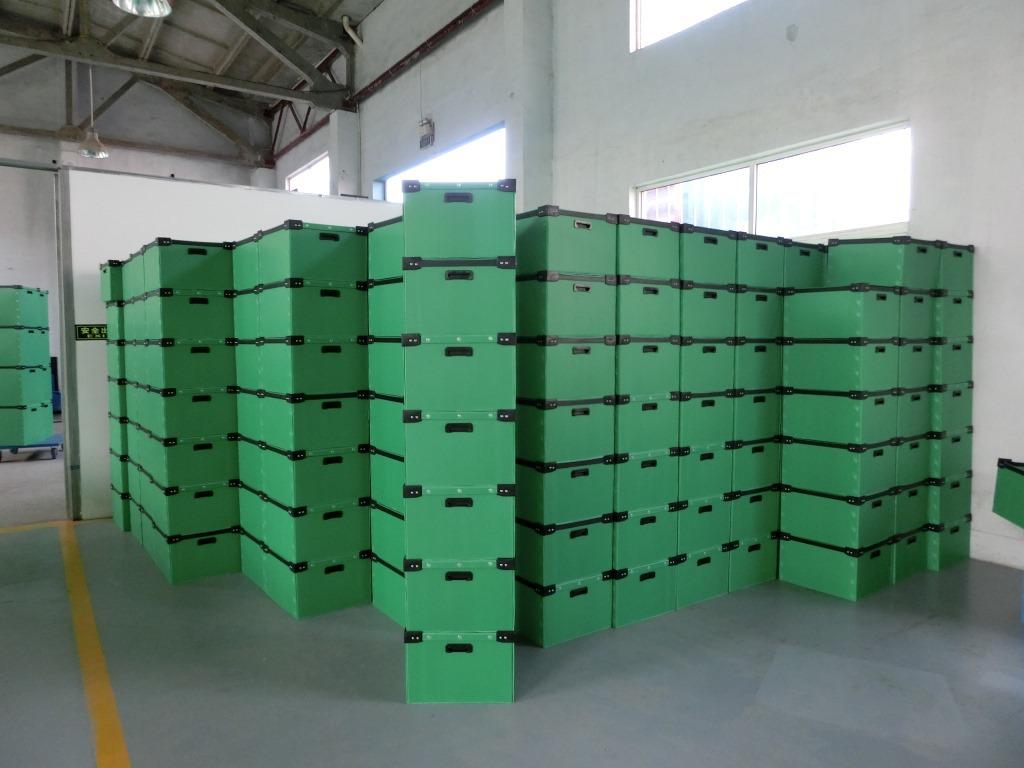 德阳供应塑料周转箱 中空板德阳中空板周转箱厂家优惠促销