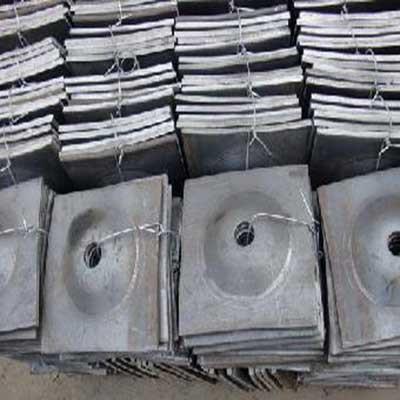陕西榆林锚杆托盘厂家现货供应,矿用锚杆托盘