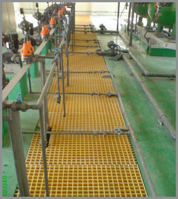 绥化玻璃钢格栅电力工程沟盖板