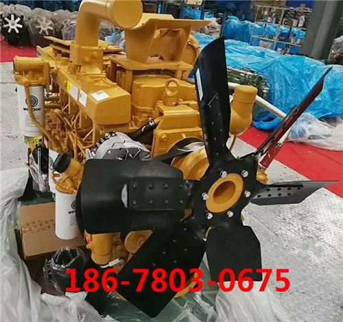 六安潍柴道依茨WP6G125E22柴油发动机经济性好技术优