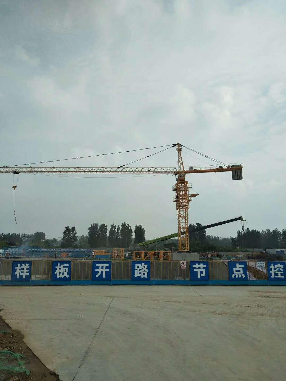 延安QTZ5610建筑塔吊�r格�R友QTZ63塔�C��使�1.6×2.8