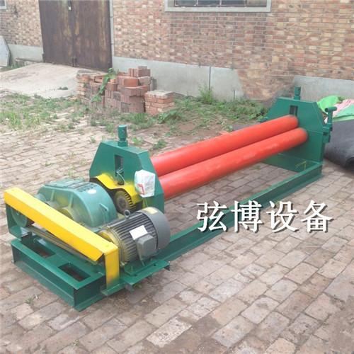 钢筋滚圆机弯曲机制造商四川广元市利州区7-13辊轴立式电动开平机