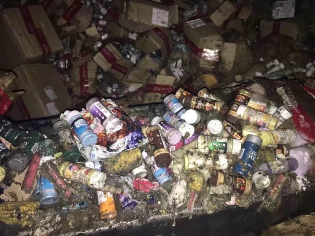 食品过了保质期需要销毁处理、青浦区食品销毁一天