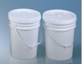 涂料包装桶、厂家直销PP材制25公斤机油桶25L防冻液桶防火大香蕉在观免费2018真石漆润滑油桶