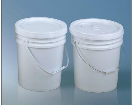 化工印刷桶20L塑料桶全新环保化工塑料桶加厚密封乳胶桶涂料桶