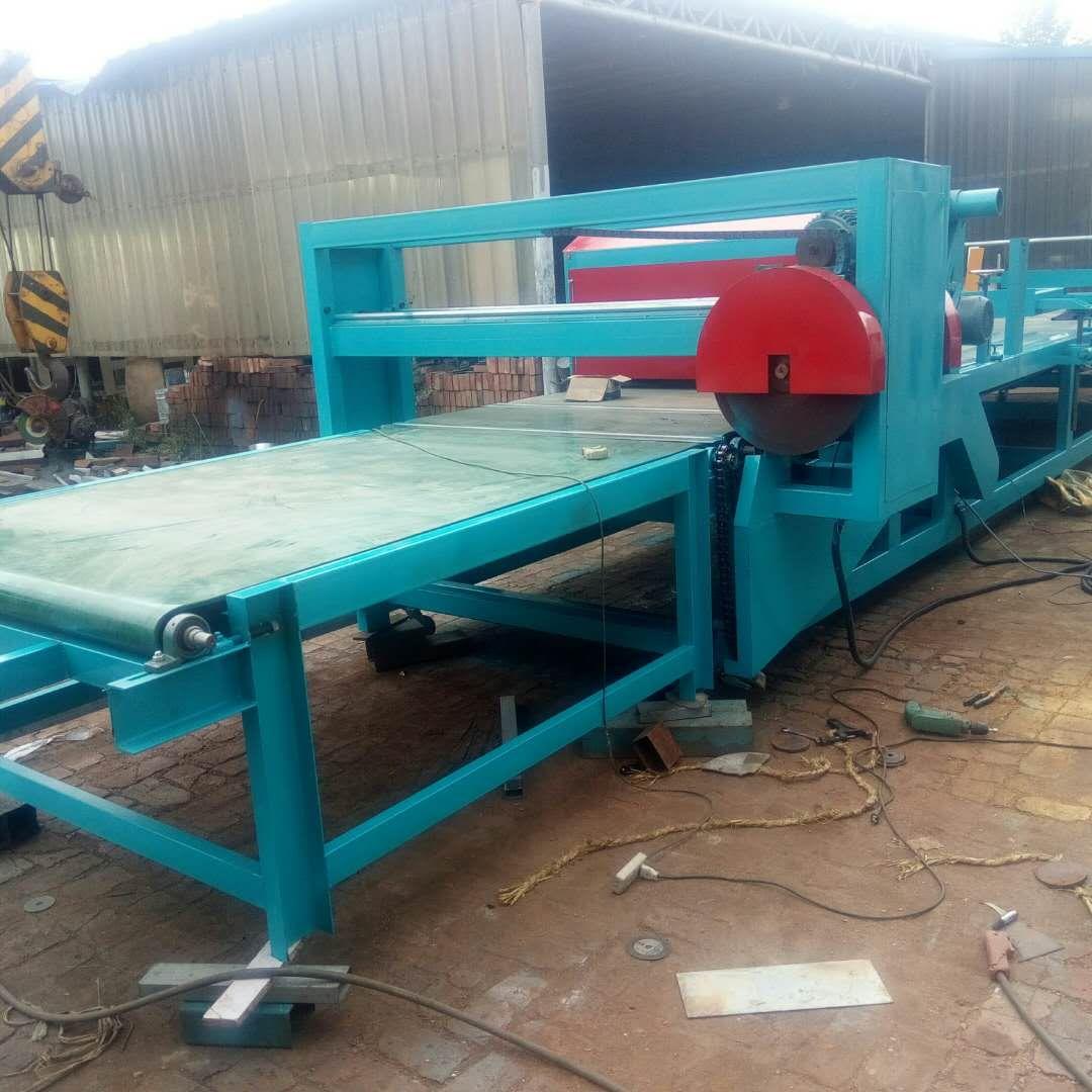 复合岩棉板设备株洲复合岩棉板生产线轩扬厂家直发更专业