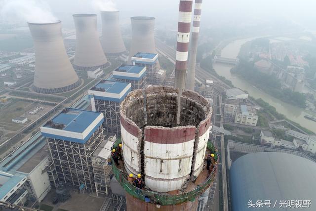 运城钢铁厂烟囱拆除公司、烟囱新建企业智造合作
