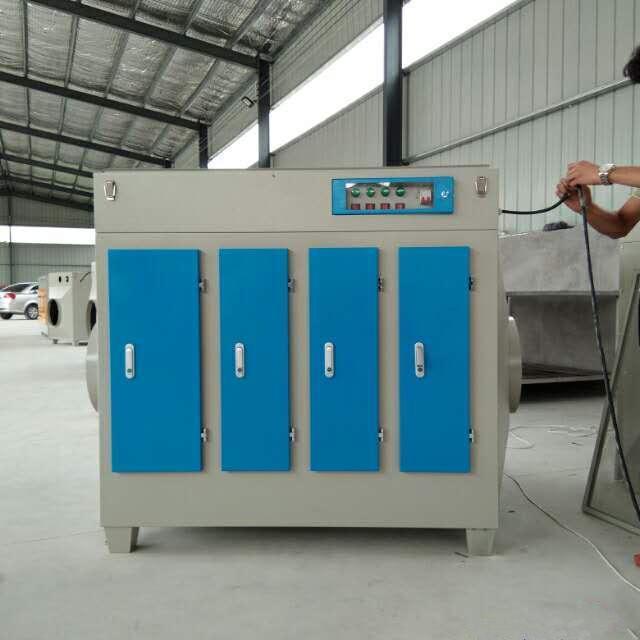 光氧除臭设备 工业废气处理设备 UV光解废气处理设备