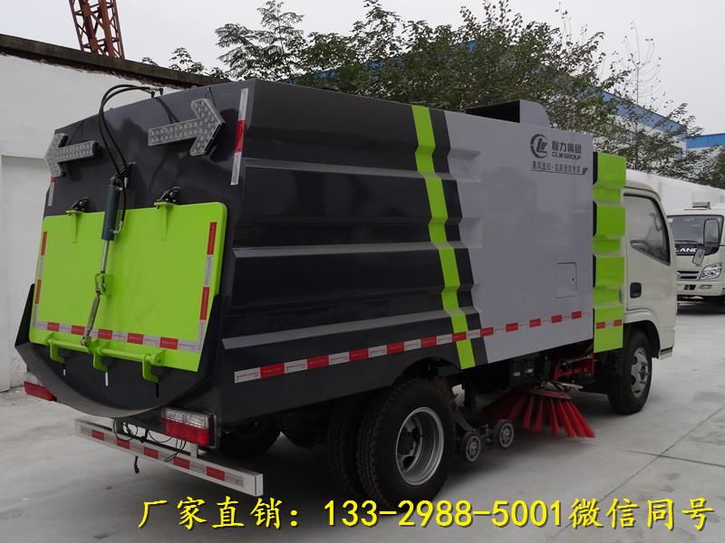 台州干式扫路车工厂