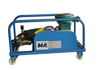 BH-40/2.5防灭火液压阻化泵