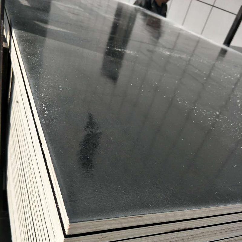现货供应防水三氨胶建筑模板杨木材质建筑工地使用三利板材
