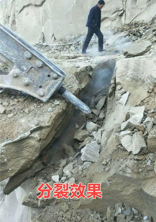 地基岩石开挖比破碎锤打石速度快的机器专攻矿山开采难题河南汝南