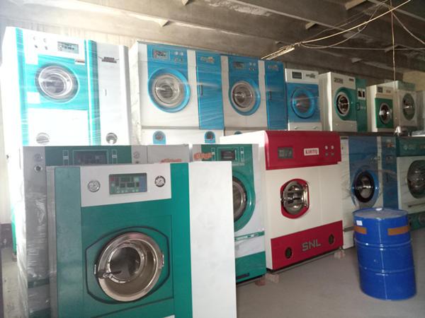 河南出售二手干洗店机器,信阳转让威斯特干洗机烘干机