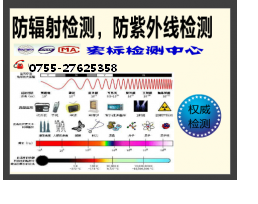 LED蓝光的认证测试