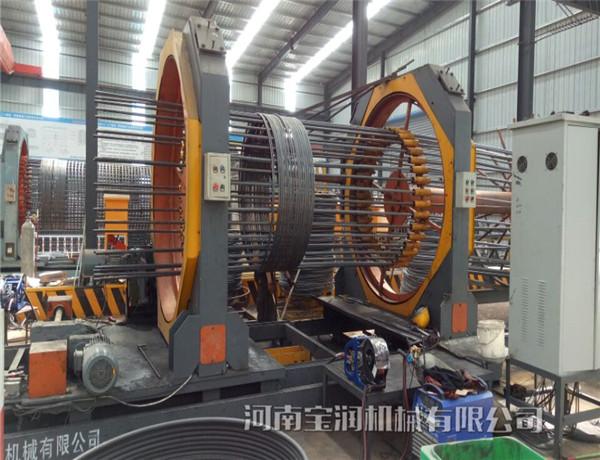 江苏南京数控钢筋笼滚焊机1.5米为您