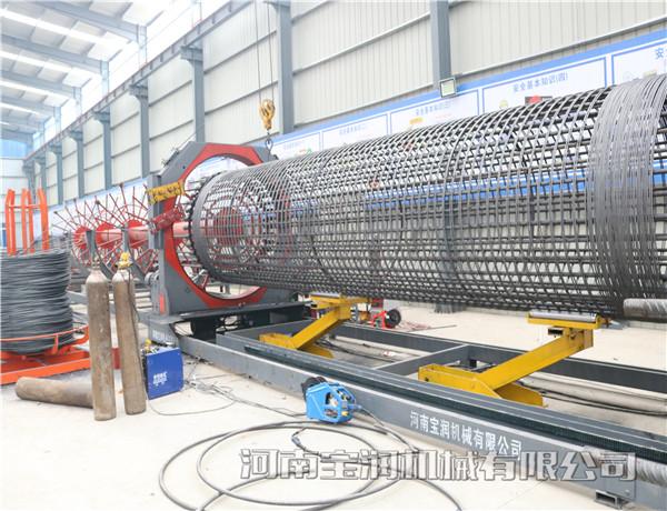 河北衡水钢筋笼滚焊机2.0滚焊机多少钱一台