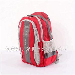 定做学生背包 定做书包 定做促销背包印字
