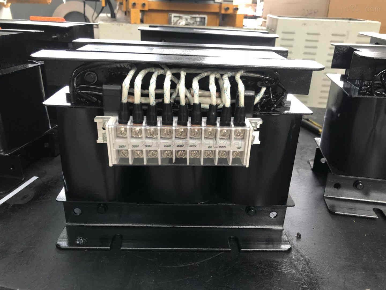 分析机床变压器