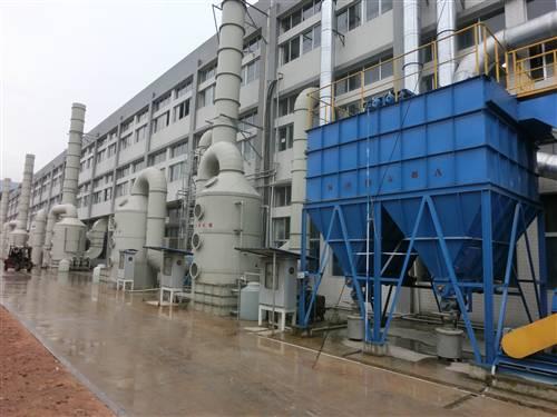 仪征工业除尘器-旋风除尘设备