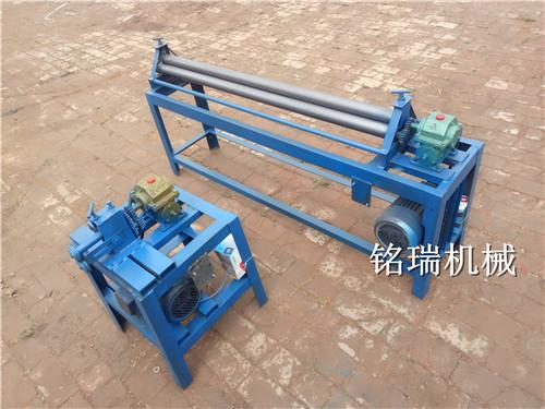 浙江金华市手动卷筒机可拆卸电动卷管机详细说明
